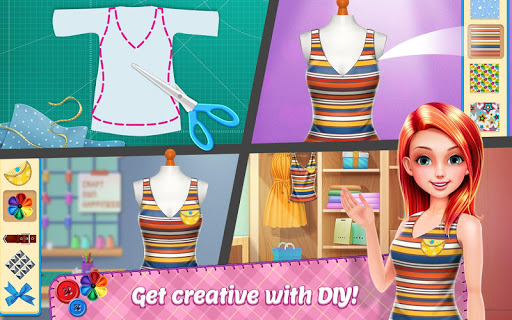 DIY Fashion Star - Design Hacks Clothing Game