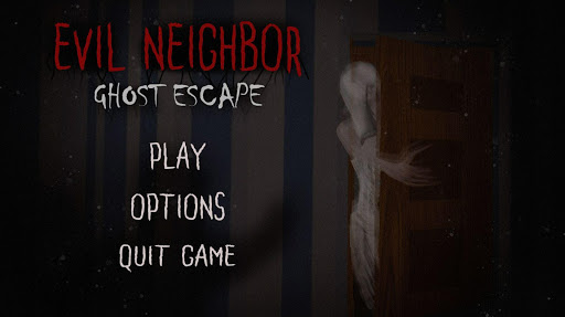 Scary Horror Games: Evil Neighbor Ghost Escape