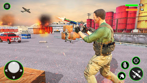 FPS Anti Terrorist Shooter Mission: Shooting Games