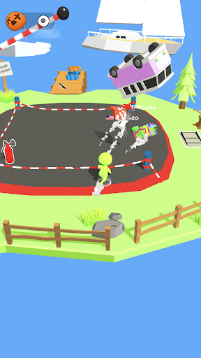 Gang Boxing Arena: Stickman 3D Fight