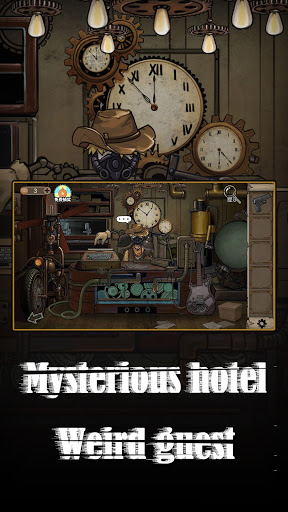 Hotel Of Mask - Escape Room Game