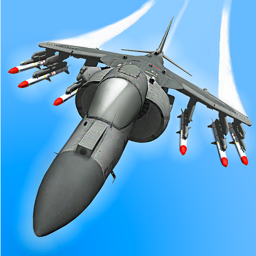 Idle Air Force Base v0.8.0 (Mod Apk) logo