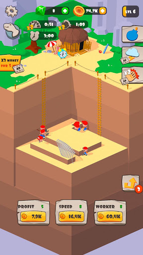 Idle Archeology Tycoon
