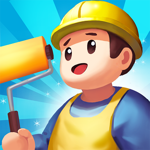 Idle Decoration Inc - Idle, Tycoon & Simulation