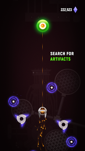 Jump Drive - One Tap Space Arcade