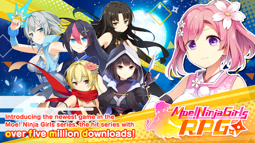 Moe! Ninja Girls RPG: SHINOBI