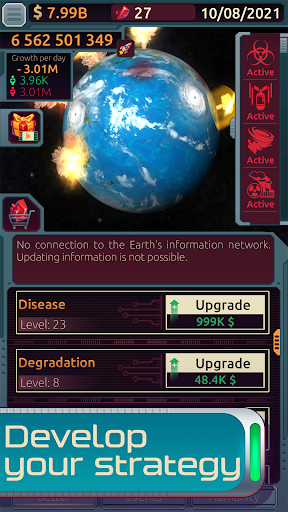 Outbreak Infection: End of the world