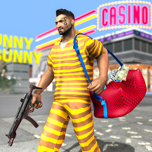 Prison Escape Casino Robbery - Grand theft