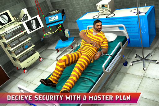 Prison Escape Casino Robbery - Grand theft games