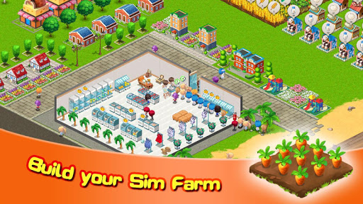 Sim Farm - Harvest, Cook & Sales
