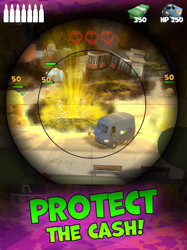 Snipers Vs Thieves: Zombies!