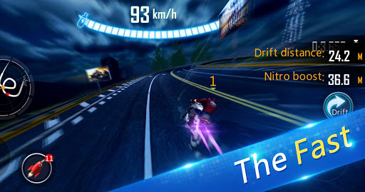Speed Competition (Fair motor racing)