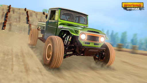 Spintrials Offroad Driving Games