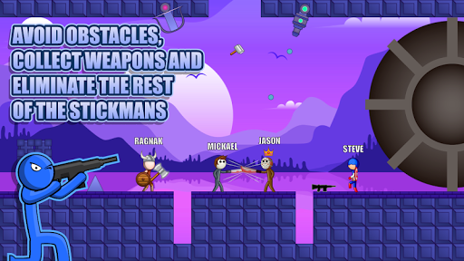 Stick Fight Online: Supreme Stickman Battle