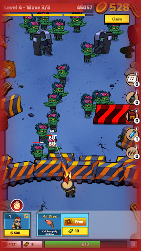 Zombie Idle Defense