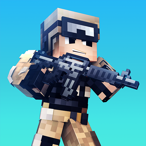 Block Guns: Online Shooter 3D