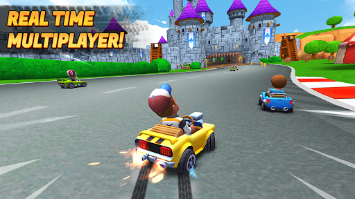 Boom Karts - Multiplayer Kart Racing