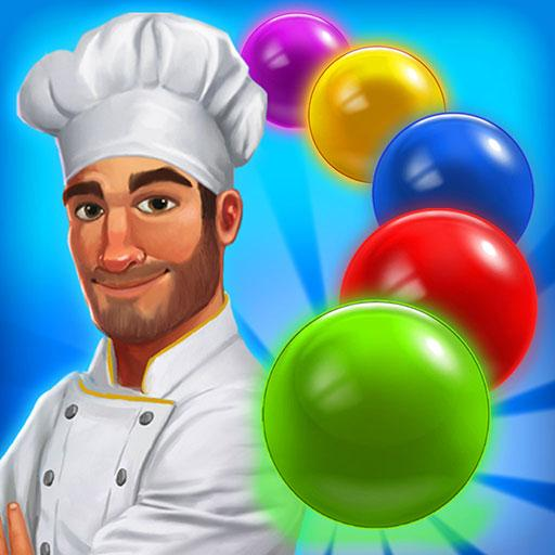 Bubble Chef: Bubble Shooter Game