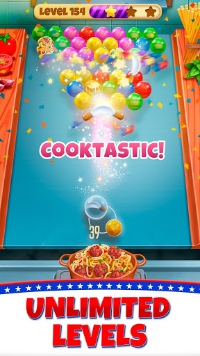 Bubble Chef: Bubble Shooter Game 2020