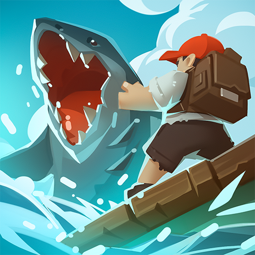Epic Raft: Fighting Zombie Shark Survival v0.8.0 (Mod Apk) logo