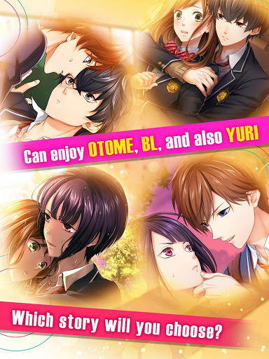 First Love Story【otome・yaoi・yuri】otaku dating sim