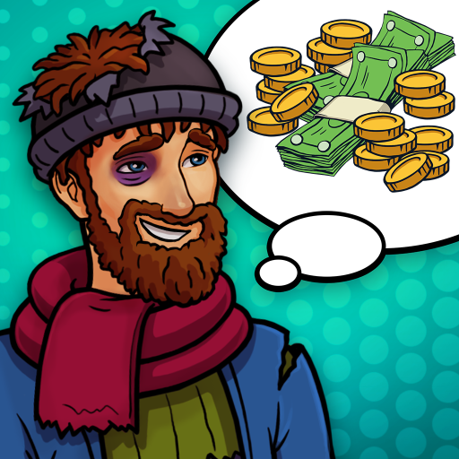 Hobo Life: Business Simulator & Money Clicker