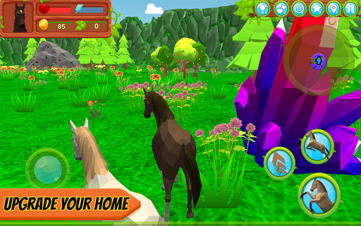 Horse Family – Animal Simulator 3D