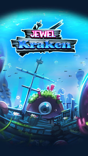 Jewel Kraken: Match 3 Jewel Blast