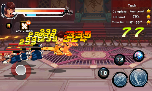 Kung Fu Attack 4 - Shadow Legends Fight