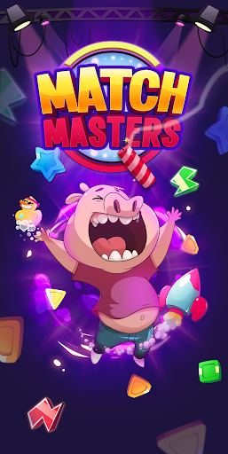 Match Masters - PVP Match 3 Puzzle Game