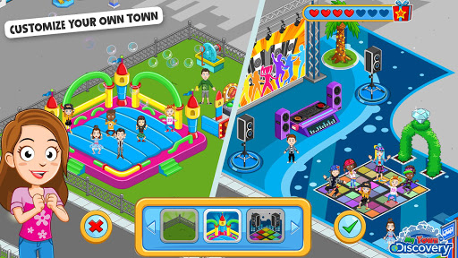 My Town : Discovery Pretend Play