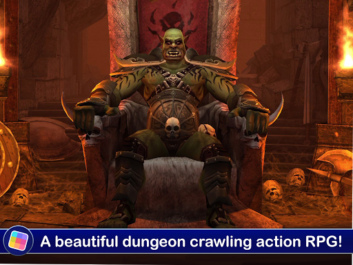 ORC: Vengeance - Wicked Dungeon Crawler Action RPG