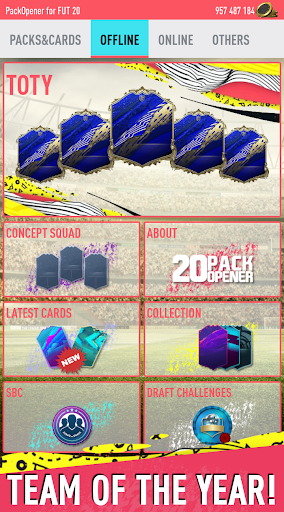 Pack Opener for FUT 20 by SMOQ GAMES