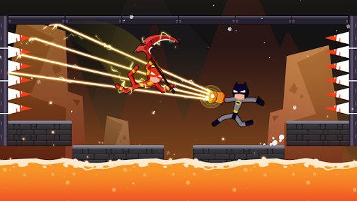 Spider Stickman Fighting - Supreme Warriors
