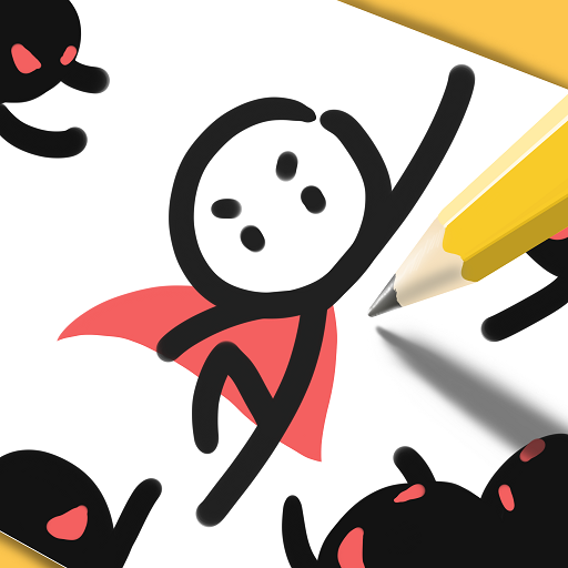 Super Action Hero : Stickman Fight