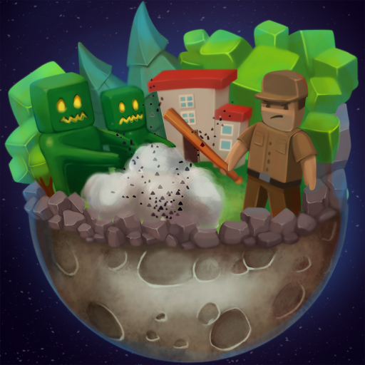 Super MoonBox 2 - Sandbox. Zombie Simulator