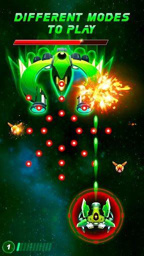 Galaxy Attack - Space Shooter 2020