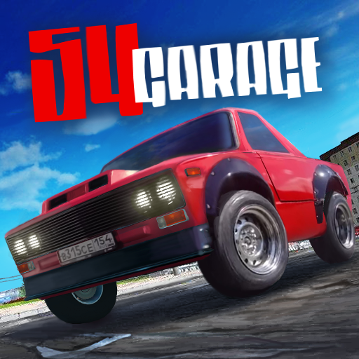 Garage 54 - Car Tuning Simulator