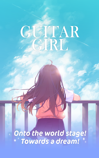 Guitar Girl : Relaxing Music Game