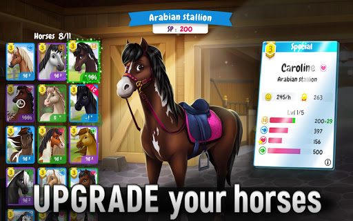 Horse Legends: Epic Ride Game