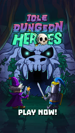 Idle Dungeon Heroes
