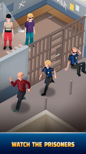 Idle Police Tycoon – Cops Game v0.9.2 (Mod Apk) | ApkFriv