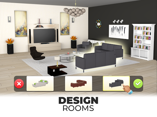 My Home Makeover - Design Your Dream House Games