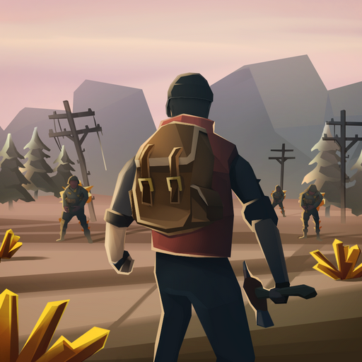 No Way To Die: Survival v1.8.1 (Mod Apk) logo
