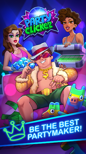Party Clicker — Idle Nightclub Game