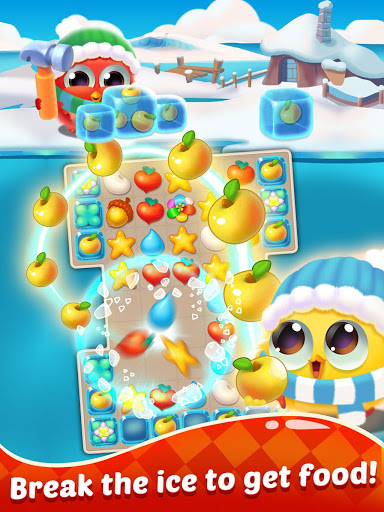 Puzzle Wings: match 3 games
