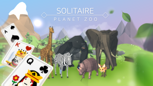 Solitaire : Planet Zoo