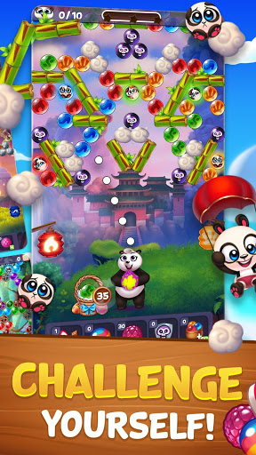 Bubble Shooter: Panda Pop!