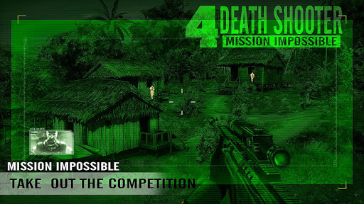Death Shooter 4 : Mission Impossible