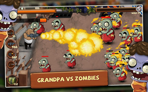 Defender - Zombie Shooter